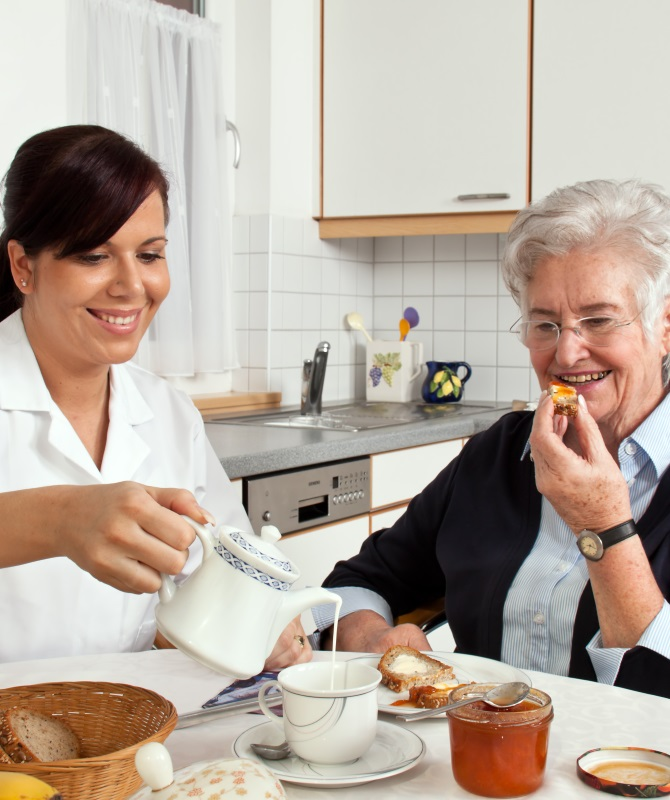 Domiciliary Care in Wigan from New Day Care